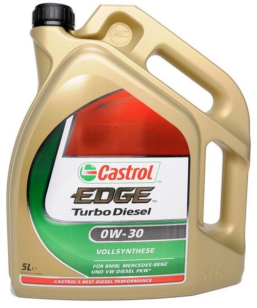 Castrol EDGE TURBO DIESEL 0W30 4 л