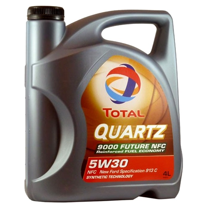 TOTAL QUARTZ FUTURE 9000 NFC 5w30 А5/В5 4л. синтетика