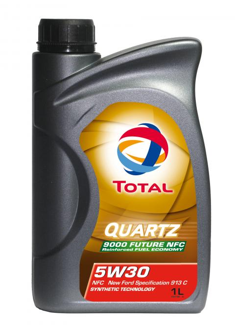 TOTAL QUARTZ FUTURE 9000 NFC 5w30 А5/В5 1л. синтетика